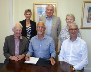 thomson trust trustees